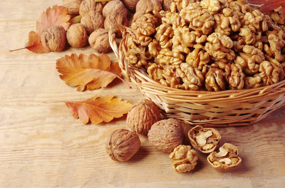 Полезны ли грецкие орехи для кормящей мамы