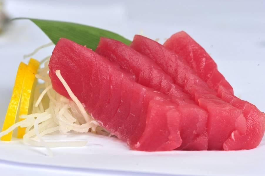 Блюда из тунца в меню кормящей мамы