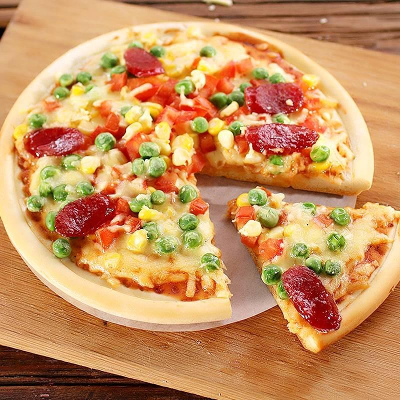 Наконец-то нашла вкусный рецепт сладкой пиццы, дети постоянно просят еще