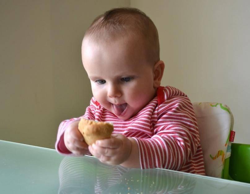 Можно ли детям хлебцы: с какого возраста