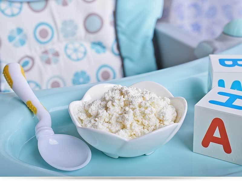Творожная запеканка для детей от 1 года: рецепты