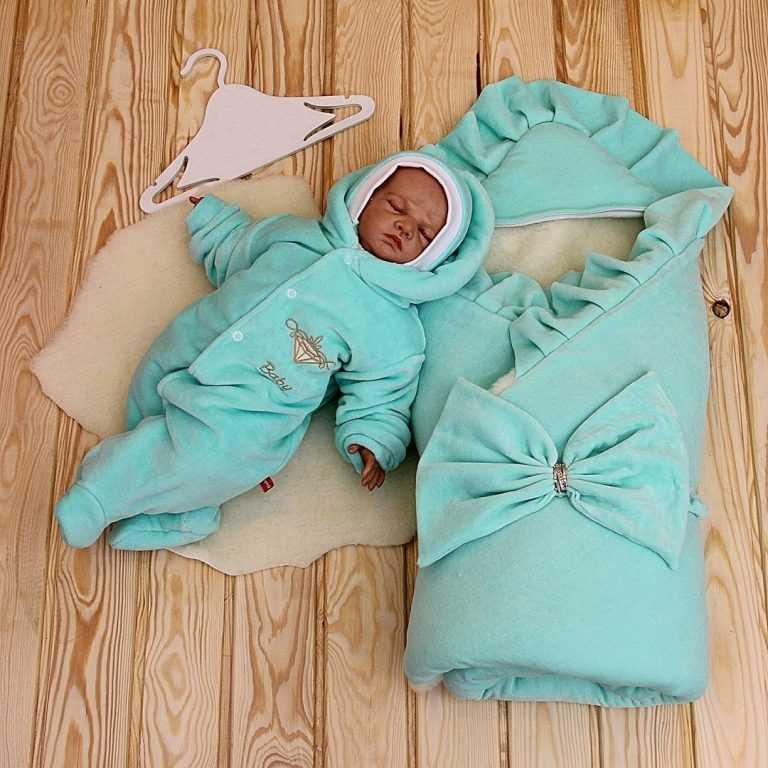 Как одевать новорожденного в мае