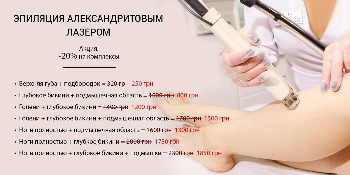 Вред лазерной эпиляции для здоровья - unibeauty.ru