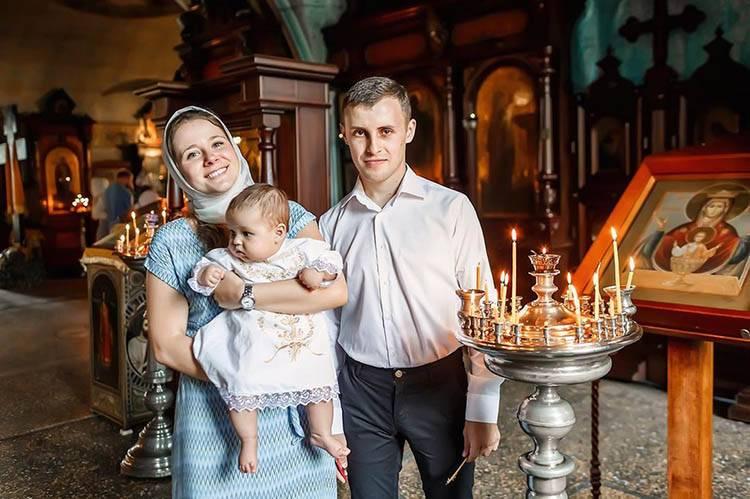 Что нужно знать о крещении детей