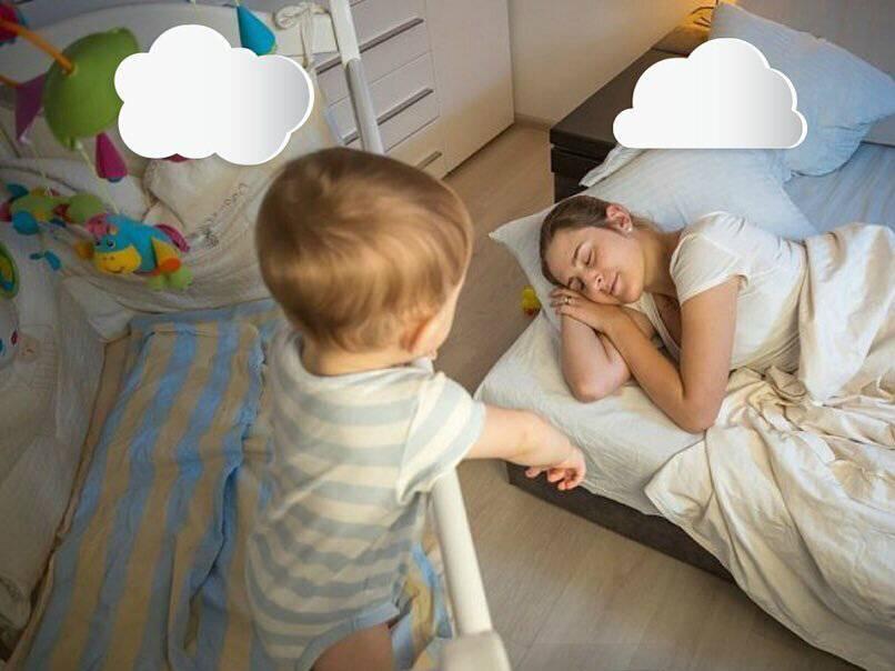Что делать если новорожденный перепутал день с ночью? малыш «перепутал день и ночь» — что делать