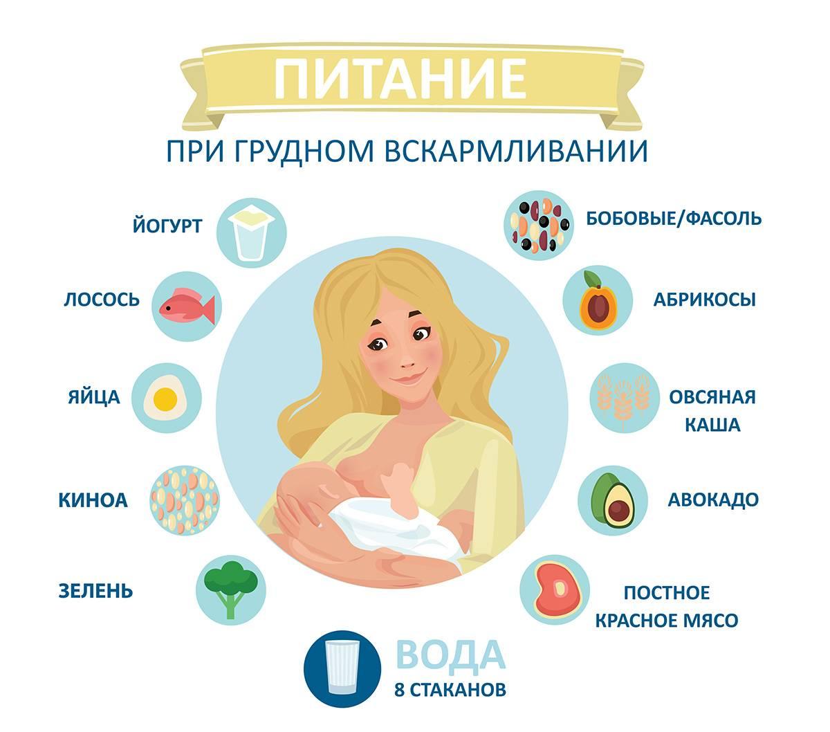 Можно ли худеть во время кормления ребенка