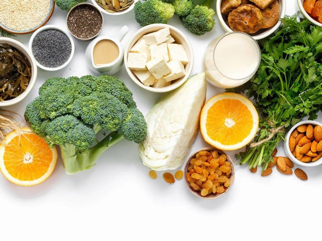 Кальций — в чём он есть, в каких продуктах, роль в организме