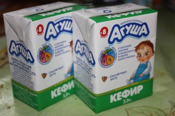 Со скольких месяцев можно давать ребенку кефир и с какого возраста его можно вводить в прикорм