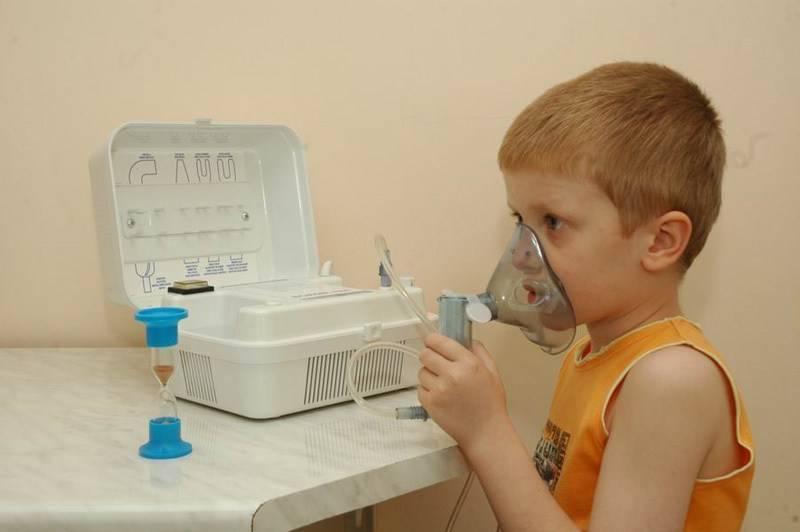 Ингаляции с эвкалиптом для детей