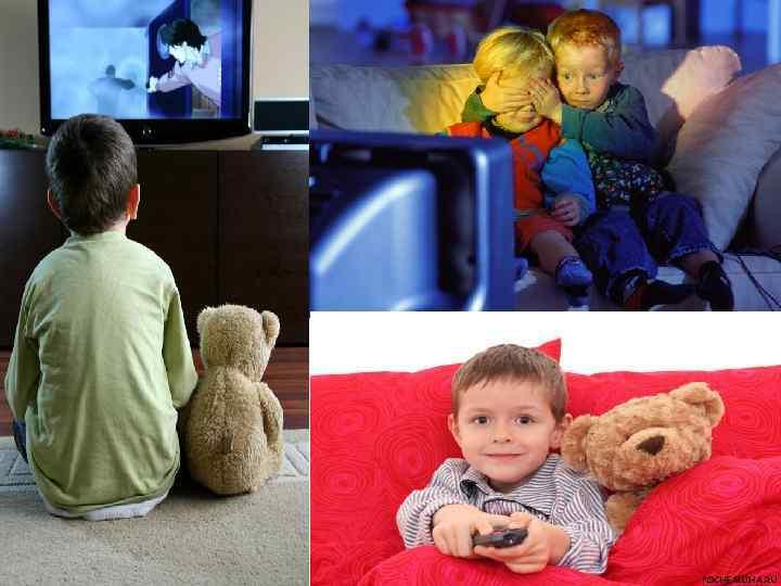 Можно ли грудничку смотреть телевизор и сколько времени
