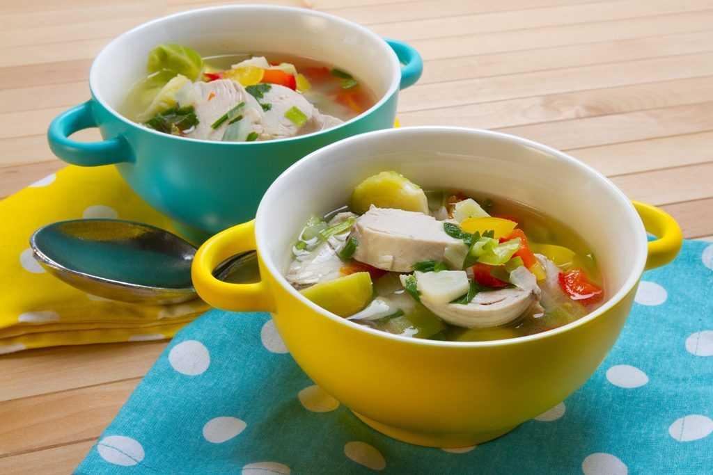 Рыбный суп для детей (от 1,5 лет)