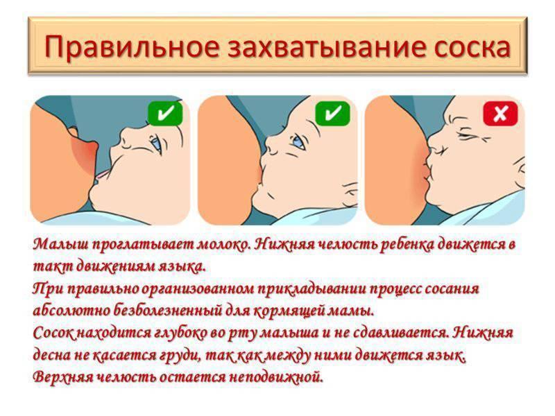 Как справиться с вазоспазмом при лактации