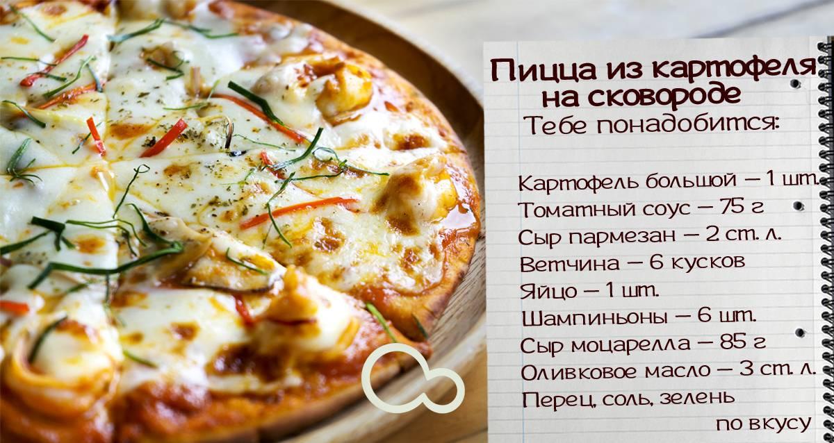 Пицца для детей рецепты - ребенок