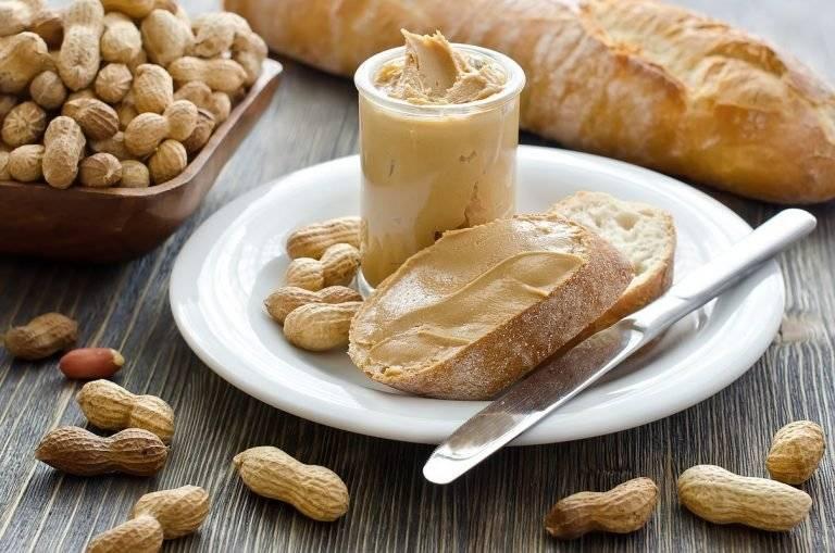 Арахис при грудном вскармливании: жареный, соленый, арахисовая паста