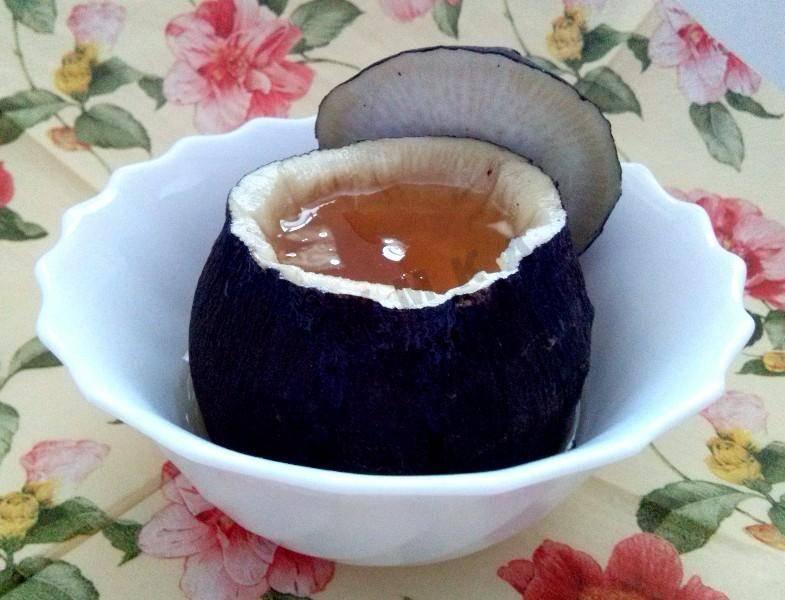 Как приготовить редьку с медом от кашля. 4 рецепта, как принимать