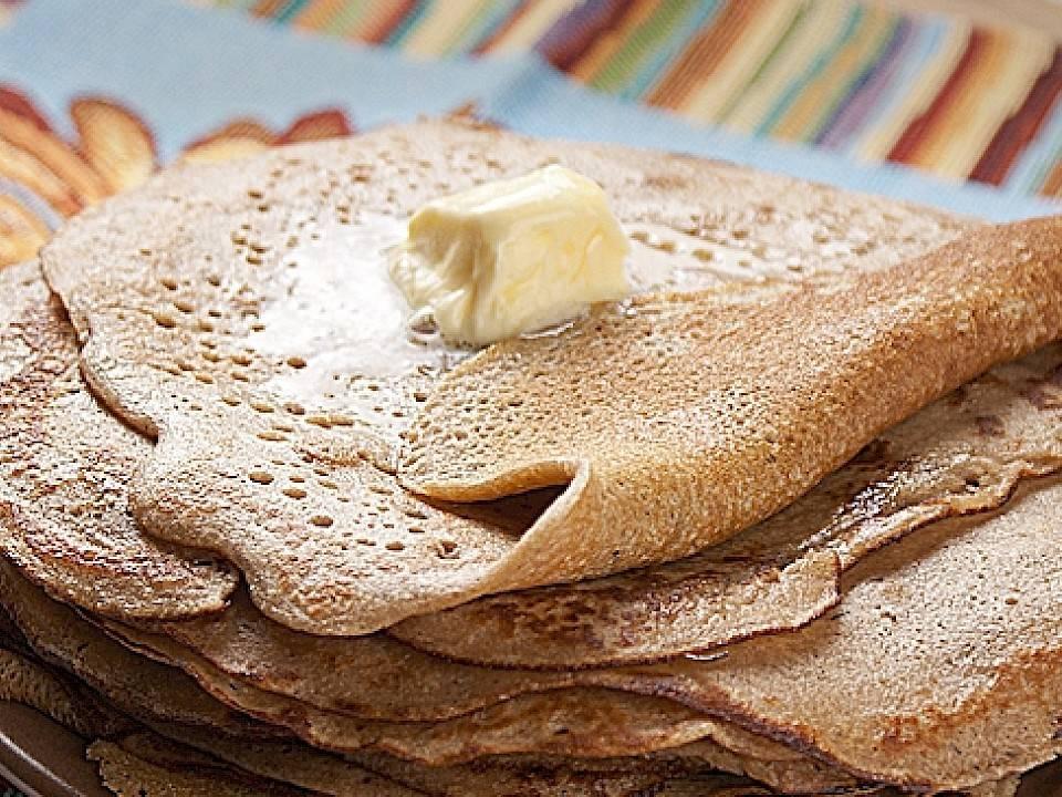 Овсяноблин. 15 рецептов вкусных и сытных завтраков - блины и оладьи, блинные пироги