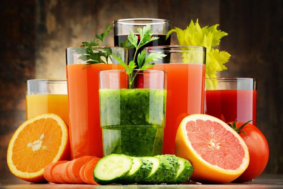 Свежевыжатые соки: пить или нет? что скрывает в себе фруктовый сок