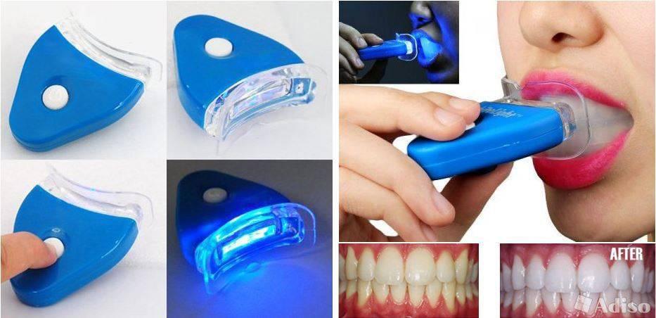 Отбеливание зубов при лактации