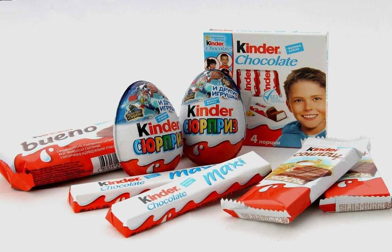 Попробовал всю продукцию kinder. от шоколадных яиц и других хитов до крайне нелепых штук |  палач | гаджеты, скидки и медиа