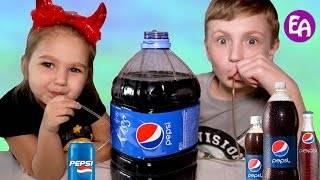 Что вреднее кока-кола или магазинный сок?   польза и вред