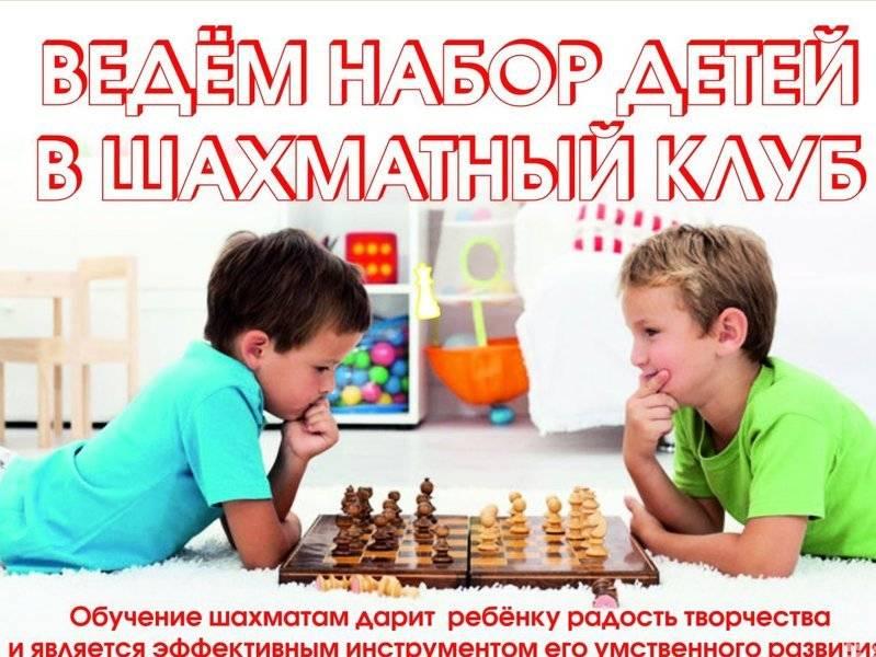 Польза шахмат для детей: что развивают и как научить играть