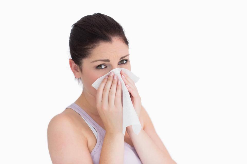 Лечение насморка при грудном вскармливании