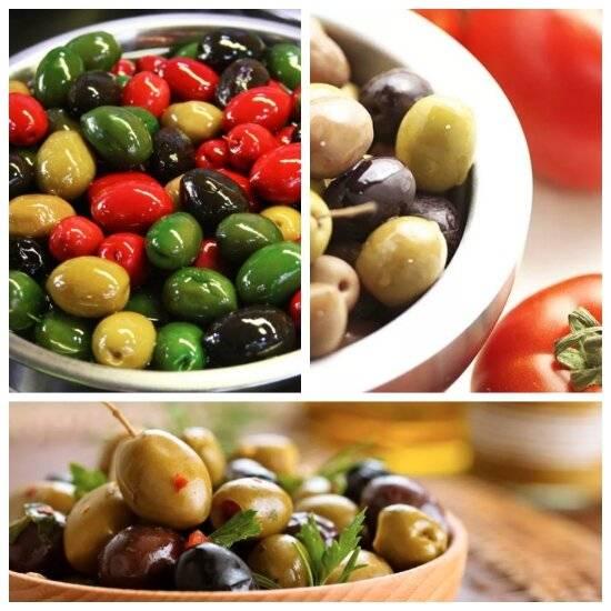 Оливки и маслины: в чем разница и есть ли польза для организма