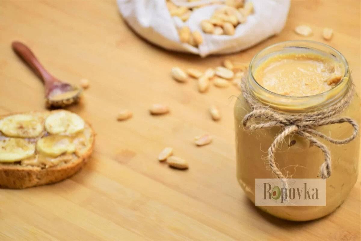 Польза арахисовой пасты при похудении