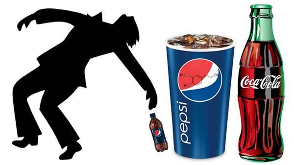 Какой напиток вреднее кока-кола или пепси   польза и вред