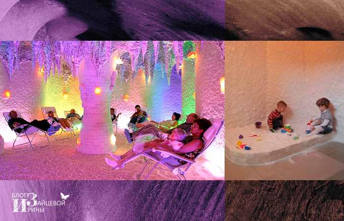 Солевое покрытие стен в соляных пещерах: 7 причин «за» – галопортал