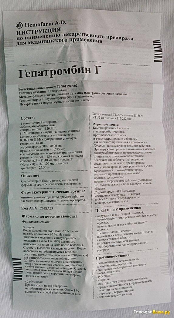 Лекарственные формы для лечения геморроя   «уро-про» екатеринбург