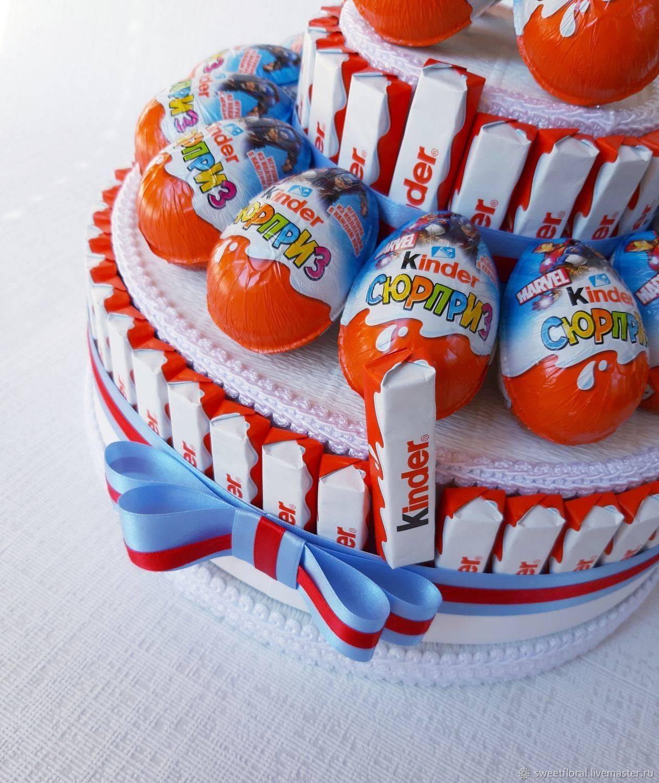 Можно ли давать ребенку в возросте 1.5 киндер и пирожные типо барни?