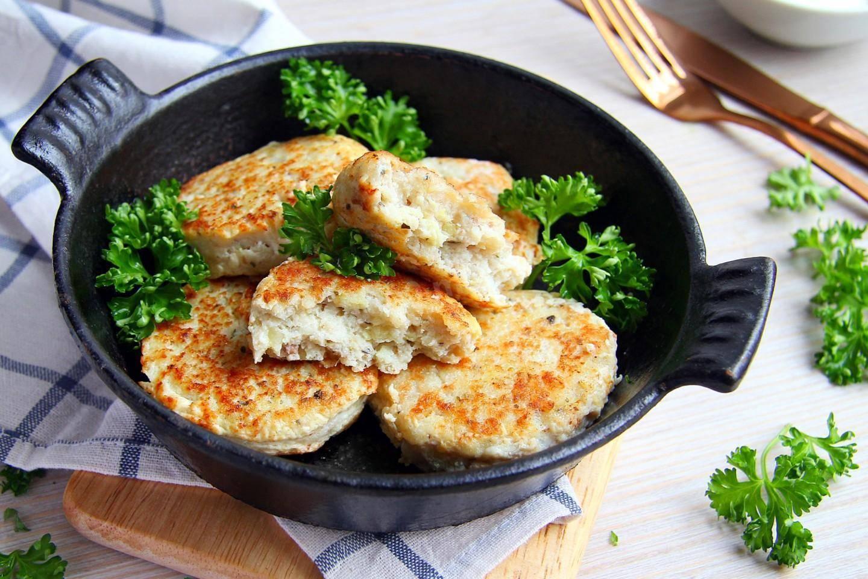 Рыбные котлеты - рецепты котлет из рыбы