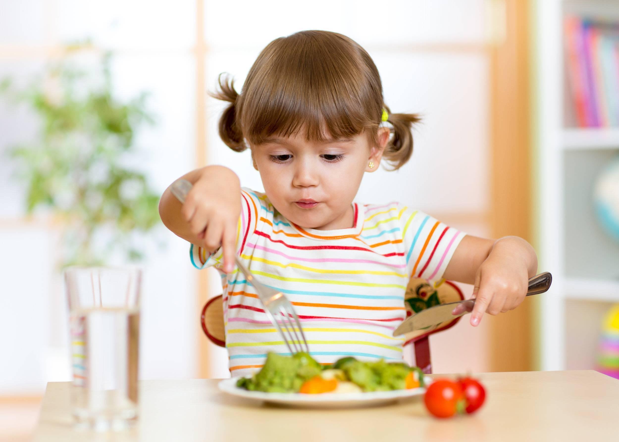 Ребенок не ест в детском саду- энциклопедия детское питание