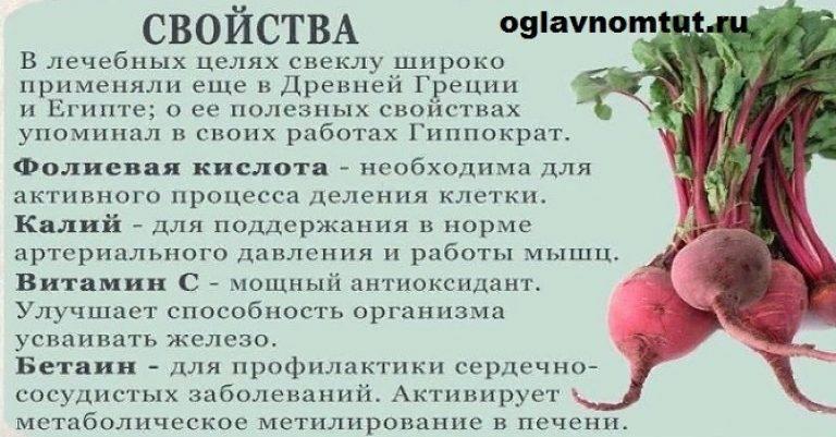 Салат из свеклы при гв, польза и противопоказания, рецепт