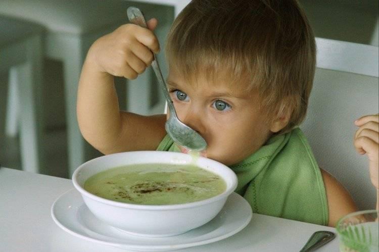С какого возраста можно давать щавелевый суп
