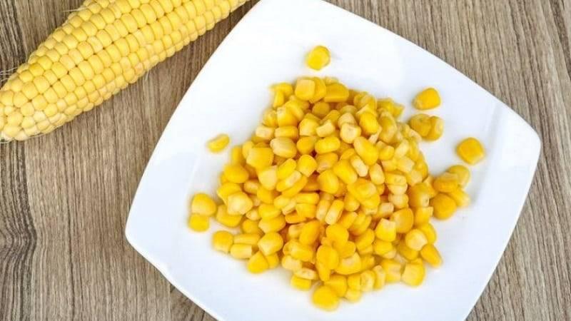Можно ли кукурузу кормящей маме