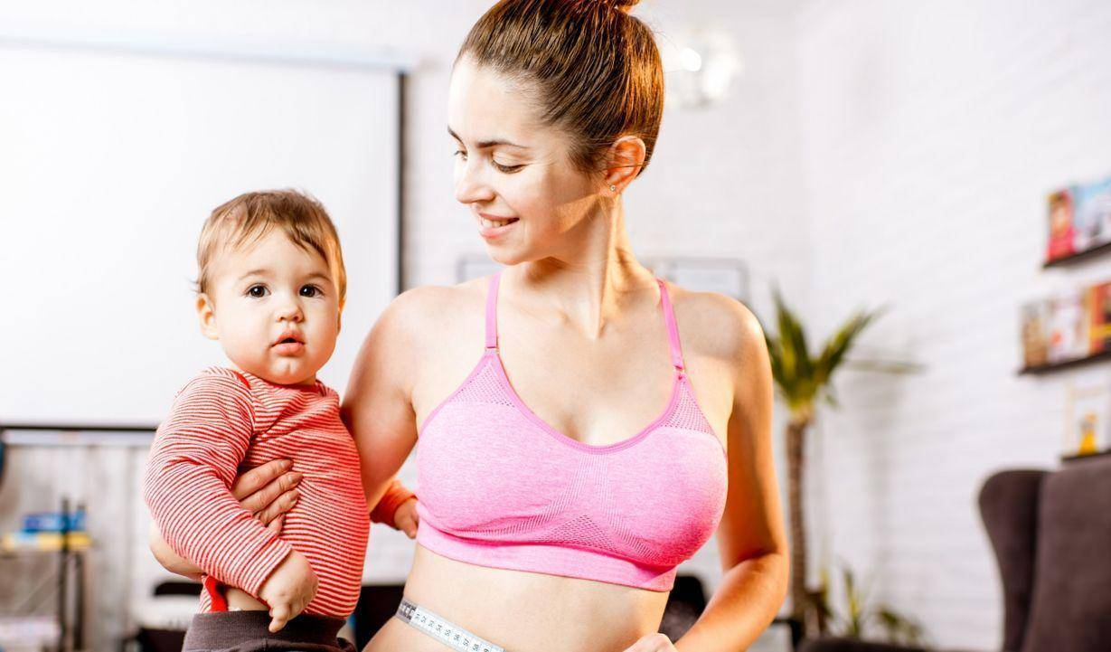 Советы, как вернуть грудь в начальную форму после кормления
