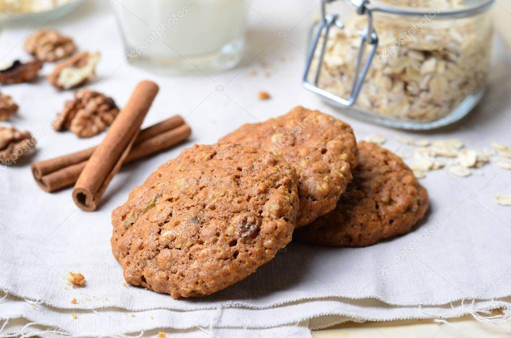 Печенье со злаками при грудном вскармливании