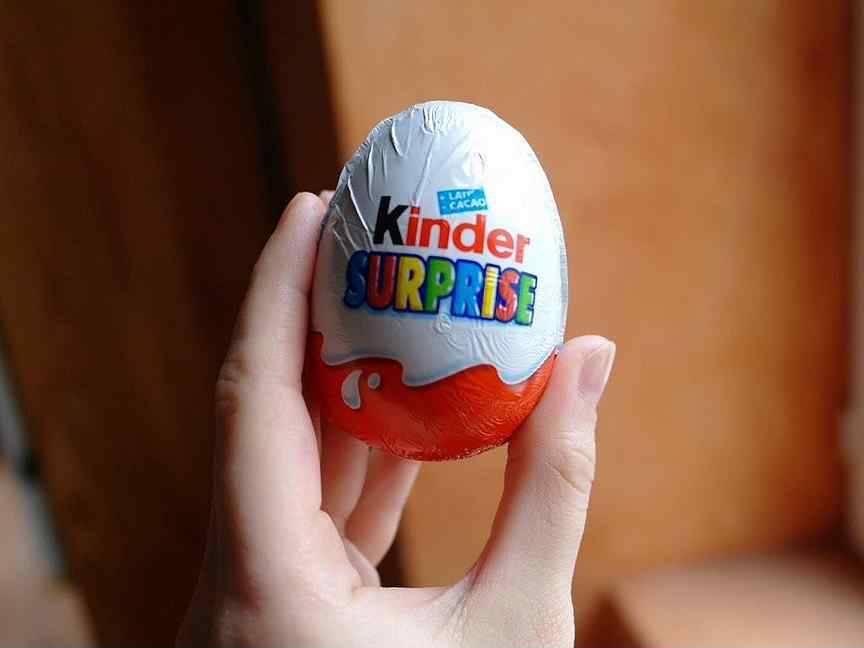 5 альтернатив «киндер сюрпризу». нераскрученные яйца с игрушкой внутри |  палач | гаджеты, скидки и медиа