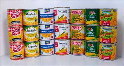 Можно ли кормящей маме консервированную кукурузу