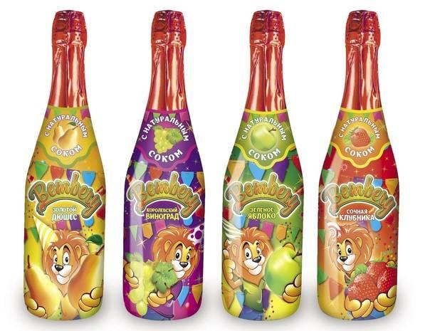 Эксперты о том, как детское шампанское приводит к пьянству