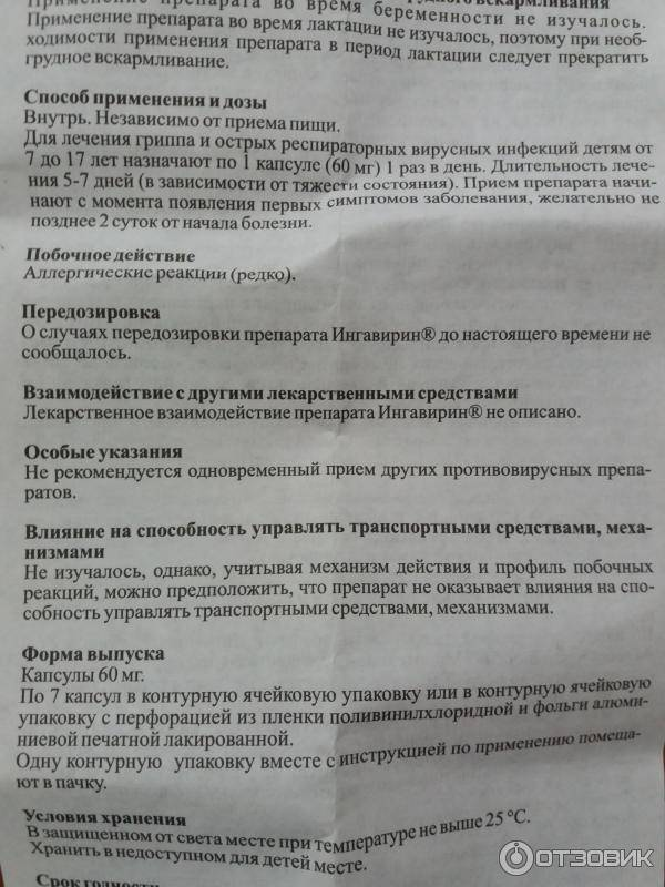 Ингавирин®